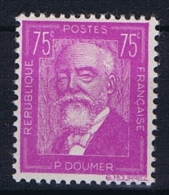 France: 1933, Yv Nr 292 MH/*,
