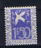 France: 1934, Yv Nr 294 MH/*,