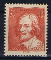 France: 1935, Yv Nr 306 MH/*