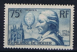 France: 1936, Yv Nr 313 MH/*,