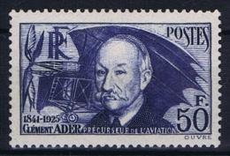 France: 1938, Yv Nr 398 MH/*
