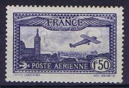 France: 1930, Yv Nr Aero Nr 6 MH/*
