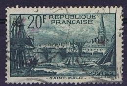 France: 1938 Yv 394, Used