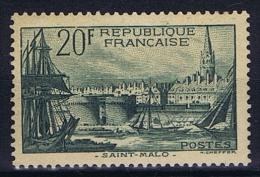 France: 1938 Yv 394, MH/*