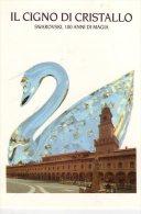 SWAROVSKI  Centenario  , Castello Di Vigevano , Pavia  1995  * - Advertising