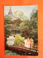 COREE DU SUD - SEOUL, Kyongbok Palace - Corée Du Sud