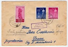 Old Letter - Germany, Deutschland, DDR - [6] République Démocratique