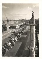 Cp, 33, Bordeaux, Les Quais, écrite 1959 - Bordeaux