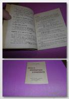 PRECIS GRAMMATICAL D'ESPERANTO 1960 ANDRE RIBOT - Cultuur