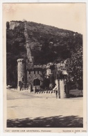 Chile Santiago Tarjeta Postal Foto Antigua Ca1920  Cerro San Cristobal  Vintage Original Postcard Cpa Ak (W3_2083) - Chile