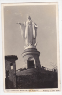 Chile Santiago Tarjeta Postal Foto Antigua Ca1920  Cerro San Cristobal  Vintage Original Postcard Cpa Ak (W3_2084) - Chile