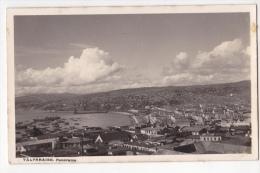 Chile Valparaiso Tarjeta Postal Foto Antigua  Ca1920  Vintage Original Postcard Cpa Ak (W3_2088) - Chile