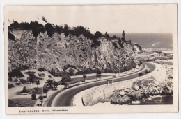 Chile Valparaiso Tarjeta Postal Foto Antigua  Ca1920  Vintage Original Postcard Cpa Ak (W3_2091) - Chile