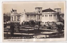 Chile  Viña Del Mar  Casino Tarjeta Postal Foto Antigua  Ca1920  Vintage Original Postcard Cpa Ak (W3_2098) - Chile