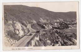 Chile  Viña Del Mar  Tarjeta Postal Foto Antigua  Ca1920  Vintage Original Postcard Cpa Ak (W3_2103) - Chile