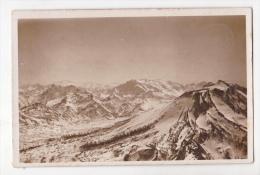 Chile  Volcan Maipo Cordillera Tarjeta Postal Foto Antigua  Ca1920  Vintage Original Postcard Cpa Ak (W3_2106) - Chile