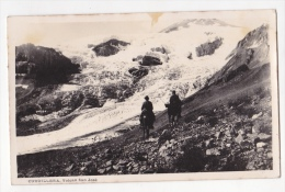 Chile  Cordillera Tarjeta Postal Foto Antigua  Ca1920  Vintage Original Postcard Cpa Ak (W3_2108) - Chile
