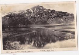 Chile  Cordillera Tarjeta Postal Foto Antigua  Ca1920  Vintage Original Postcard Cpa Ak (W3_2109) - Chile