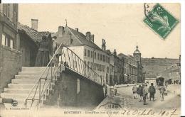 MONTMEDY   ( Meuse ) -  GRAND'RUE  Vue D'un Côté -  1907 - Montmedy