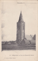Escaudain La Tour De L'église (xv Siècle) - Unclassified