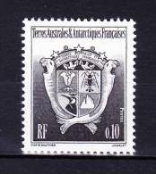 FR  ANTARCTIC TERRITORY  , 1992 , Emblem , Y&T 163 , Cv 0.20 E , ( 2006 ), ** M N H  , V V F - Unused Stamps