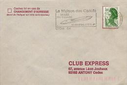 FRANCE  -    LYON  -   LA  MAISON  DES  CANUTS   -   MUSEE  DU  TISSAGE - Textil