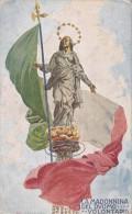PRO CROCE ROSSA ITALIANA DI MILANO - LA MADONNA DEL DUOMO VOLONTARIA VG AUTENTICA 100% - Croce Rossa