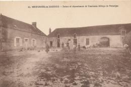 NEUFCHATEL EN SAOSNOIS - Ferme Et Dépendances De L'Ancienne Abbaye De Perseigné - Francia