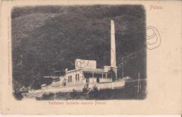 Pistoia - Ventilatore Saccardo Stazione Piteccio - Pistoia