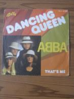 MUSIQUE - VINYL 45 TOURS - ABBA - DANCING QUEEN / THAT´S ME - MELBA / VOGUE - TRES BON ETAT - Disco, Pop