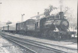 Ferrocarril Andorra - Escatron ( 1953-1983 ) Locomotora Baldwin N° 1 - Trenes