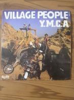 MUSIQUE - VINYL 45 TOURS - VILLAGE PEOPLE - Y.M.C.A. / THE WOMEN - BARCLAY - BON ETAT - Disco, Pop