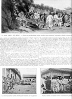 Le Coup D'état De Séoul    Gravure - Document  1907 - Old Paper