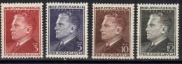 Yugoslavia,1.May-Tito 1950.,MNH - 1945-1992 Socialist Federal Republic Of Yugoslavia