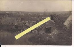 Bantouzelles Pas De Calais Cambrai Le Village Carte Photo Allemande Poilus 1914-1918 14-18 Ww1 WWI 1.wk - War, Military