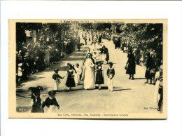 CP - SAINT JUNIEN (87) Procession des Ostensions
