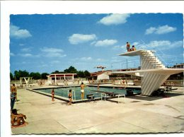 CP - SAINT JUNIEN (87) la piscine