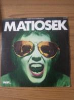 MUSIQUE - VINYL 45 TOURS - MATIOSEK - PETITE GARCE / LA COUSINE - WIP DISTRIBUTION WEA - BON ETAT - Vinyles