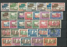 Nouvelle-Calédonie:  139/ 161 */ Oblit - Used Stamps