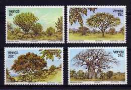 Venda - 1982 - Indigenous Trees (1st Series) - MNH - Venda
