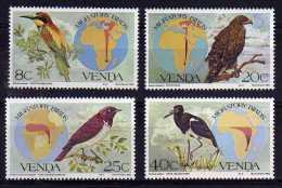 Venda - 1983 - Migratory Birds (1st Series) - MNH - Venda