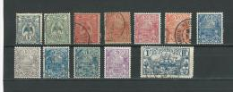 Nouvelle-Calédonie: 114/ 125 */ Oblit - Used Stamps