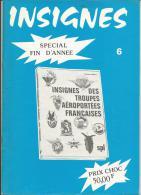 Revue Insignes No6 - Non Classés