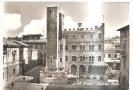 77435) Cartolina Di Ascoli Piceno - Palazzo Merli - Viaggiata - Ascoli Piceno
