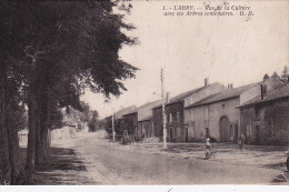 Labry 1: Rue De La Culture Avec Ses Arbres Centenaires 1931 - Other Municipalities