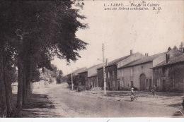 Labry 1: Rue De La Culture Avec Ses Arbres Centenaires 1931 - France
