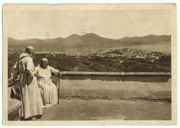 CARTOLINA  - NAPOLI EREMO DI CAMALDOLI  - VIAGGIATA NEL 1932 - SECONDA SCELTA - Napoli (Naples)