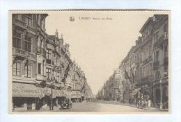 Louvain Avenue DesAllès Belgique  Fp Nv  LOUVEN - Leuven