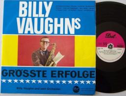 Billy VAUGHNs RARE LP VOGUE JAZZ Sail Along Silv'ry Moon Made In GERMANY - Jazz