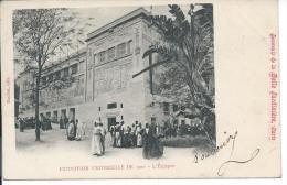 EXPOSITION UNIVERSELLE DE 1900 - L'Egypte   Souvenir De La Belle Jardinière, Paris - Exhibitions